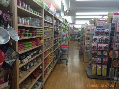 Cửa hàng 100 Yên ở Nhật Bản