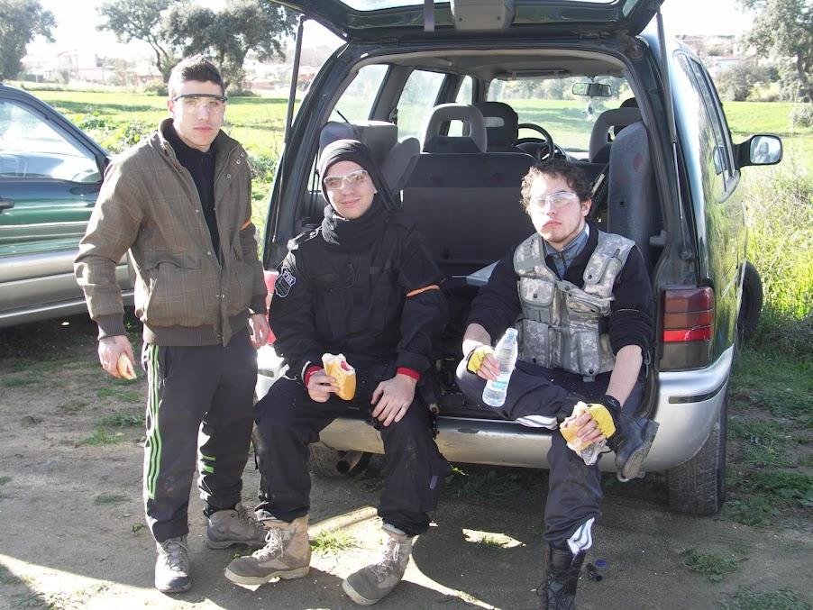 """Fotos de la partida """"Y vinieron de Oriente"""". 13-01-13 PICT0094"""