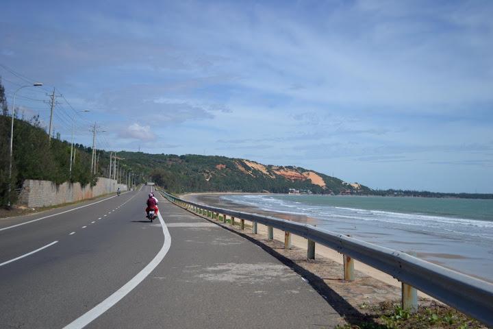 По дороге в Муйне