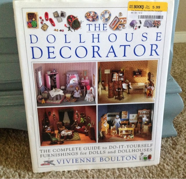 Dolls and decor by revu doll house books i found two great books one is the doll house decorator by vivienne boulton this book provides the complete guide to do it yorself furnishings for dolls solutioingenieria Choice Image