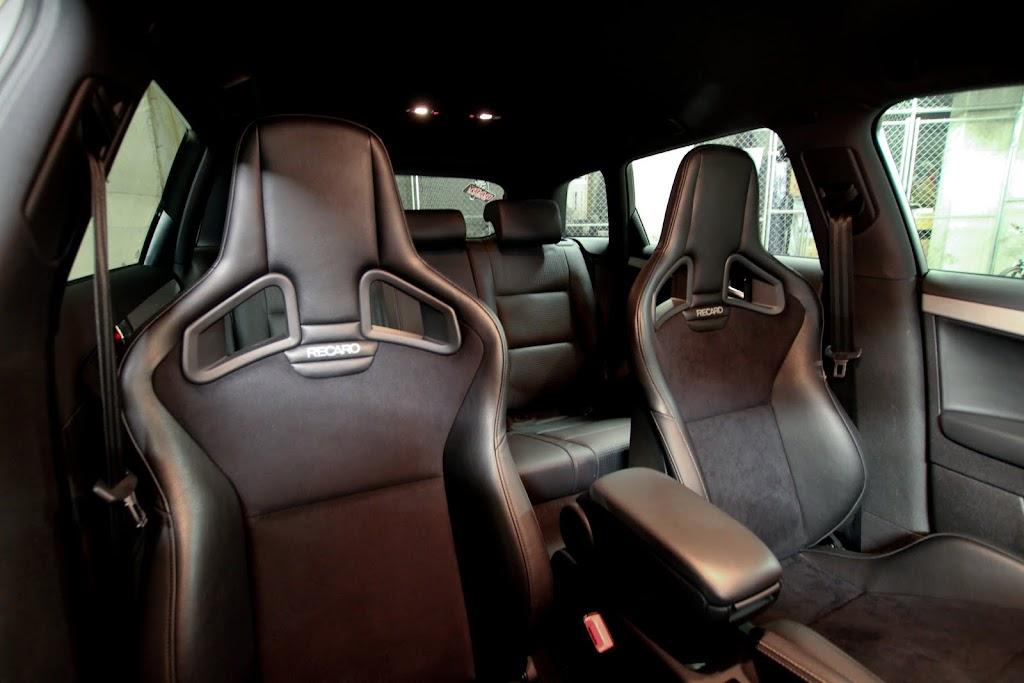Recaro Seats In R