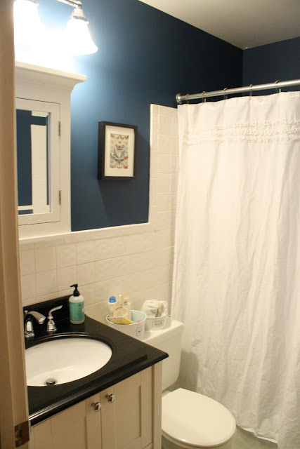 Introducing blue danube and poww faves cassie bustamante - Primitive paint colors for bathrooms ...