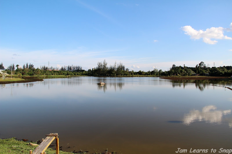 Sibu Lake Garden picture water sky nature landscape green  photo