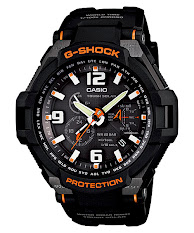 Casio G Shock : GAS-100PC