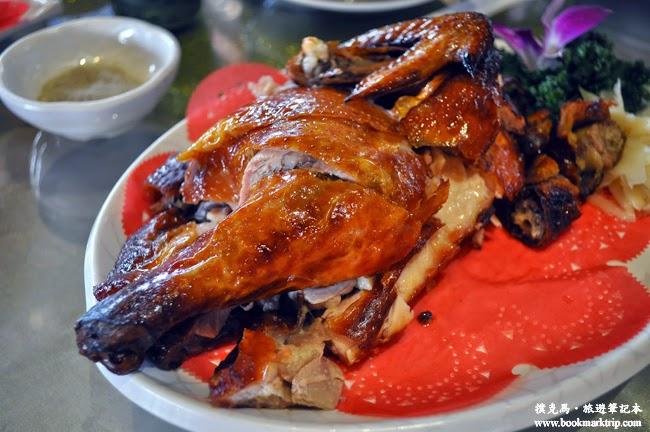 鼎馨棧脆皮烤雞半隻