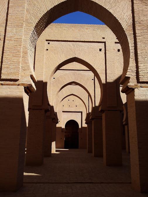Dans l'Atlas (Maroc).