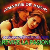 who is amarres de amor acabdacre contact information