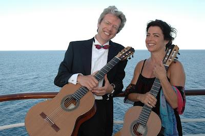 Amadeus Guitar Duo. Dale Kavanagh y Thomas Kirchhoff