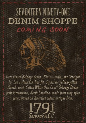 1791 Denim Spot | Glenn Beck Keep's It 100% American