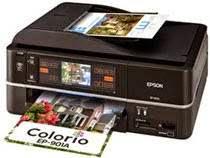 Máy in Epson EP-901A sử dụng mực dye