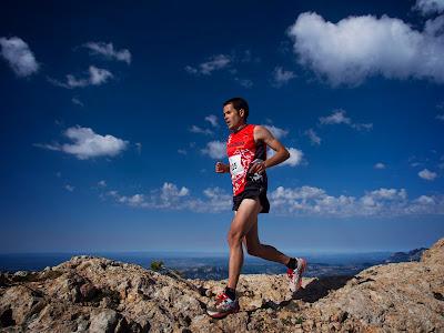Pau Bartoló, guanyador de la Marató 2013