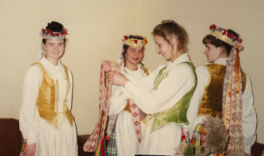 Growing Up Austin - A Lithuanian Story - All the Way From Texas