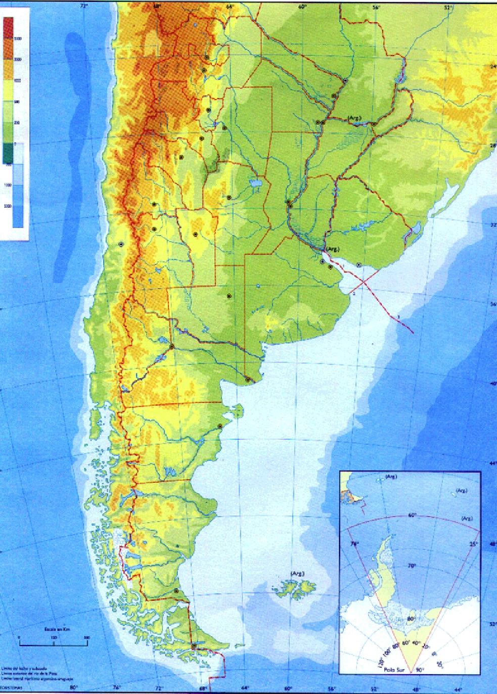 Diarios De V 2 0 Mapas De Argentina Gratis Para Descargar