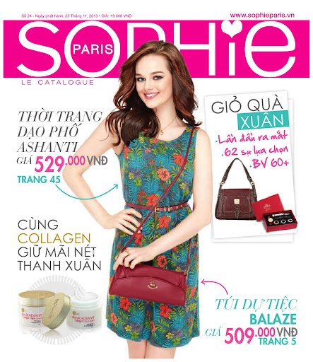 Sophie Paris Catalog 24
