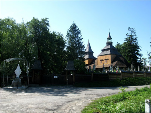 Holy Spirit Church in Rohatyn