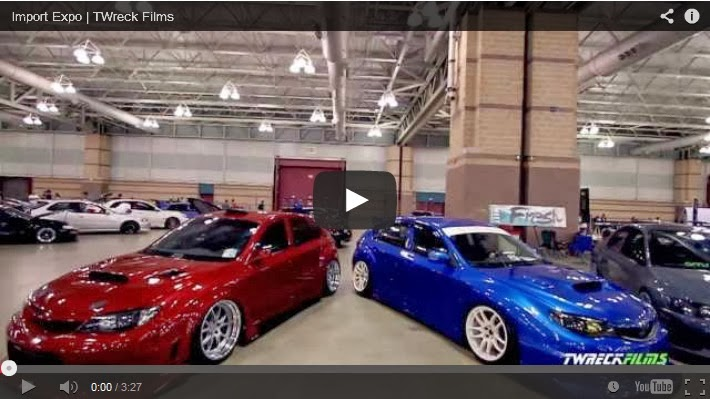 IMPORT EXPO Video Coverage by TWreck Films at Custom Pinoy Rides