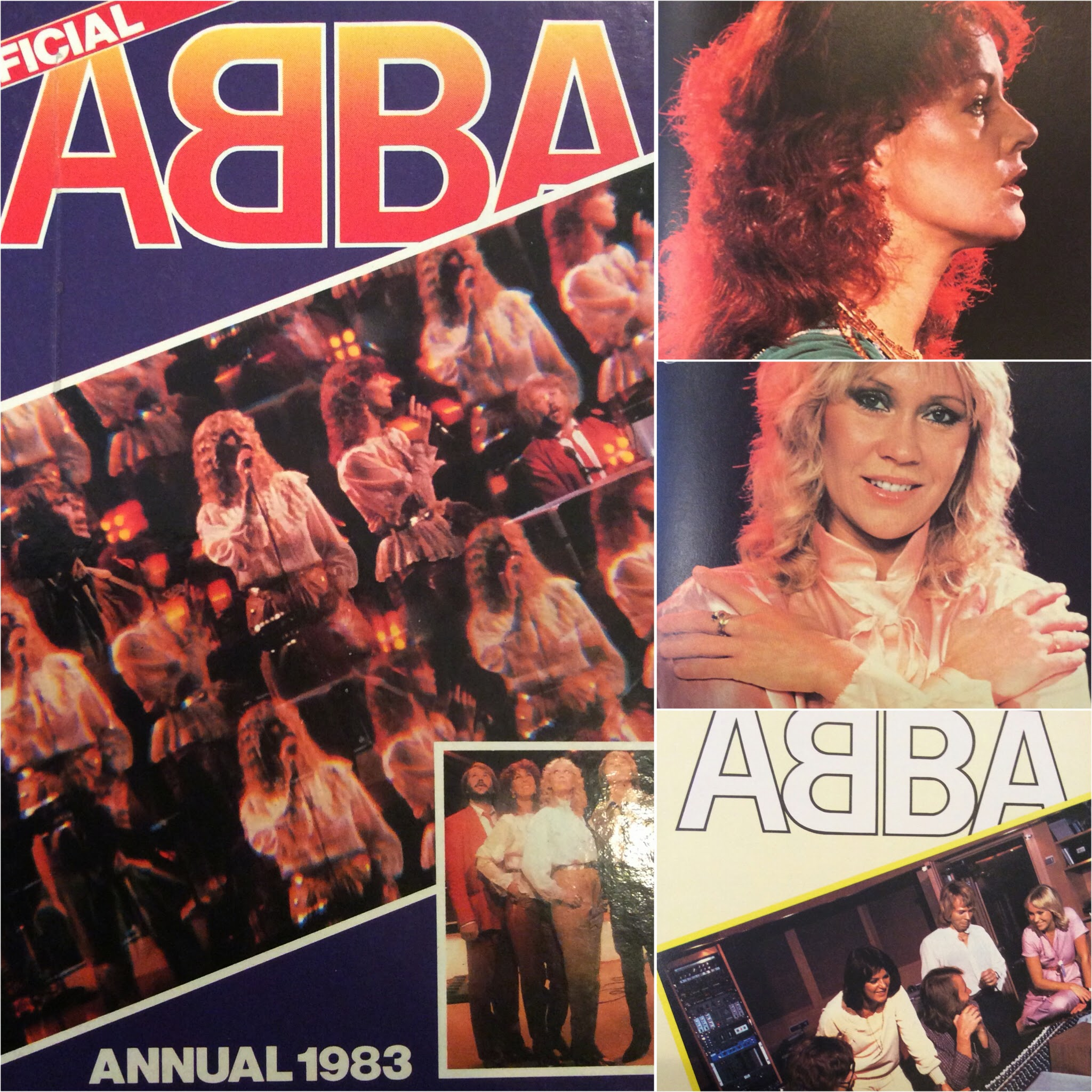 ABBA The Official ABBA Fan Club 25 Years