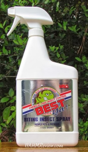 Introducing, Owens Organic and their Best Yet Bug Spray!