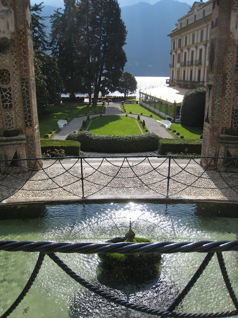 In my Reader...Perspectives from an Italian Garden