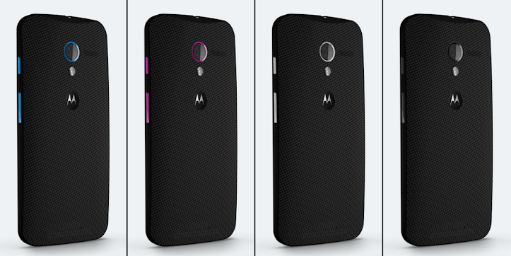 Moto X Accent Colors