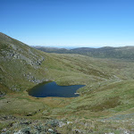 Club Lake from the Main Range Track (267653)
