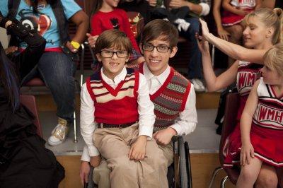 Mini Glee Artie