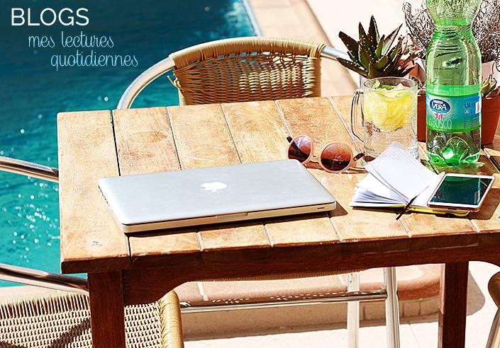 lectures quotidiennes, liste de blogs à lire, nouveaux blogs féminins, meilleurs blogs de la toile, lifestyle et voyage