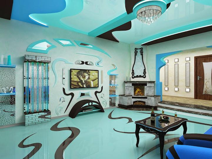Разработка дизайна комнаты