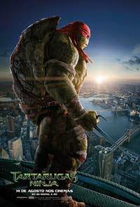 As Tartarugas Ninja Poster