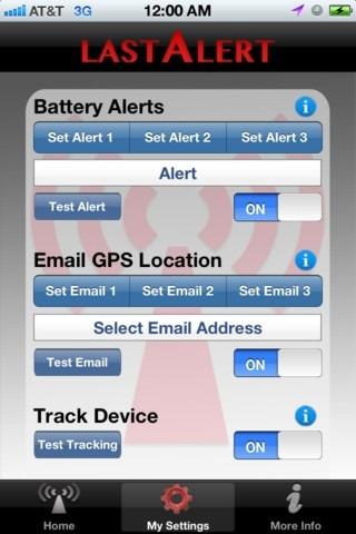 Locate iPhone iPad when battery die