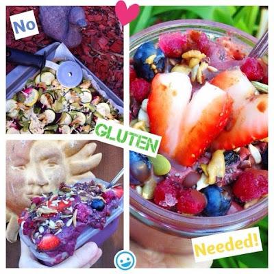 gluten free vegan celiac college