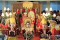 Dekorasi Pelaminan adat Minang
