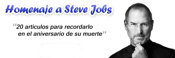 20 Artículos para recordar a Steve Jobs en el aniversario de su muerte