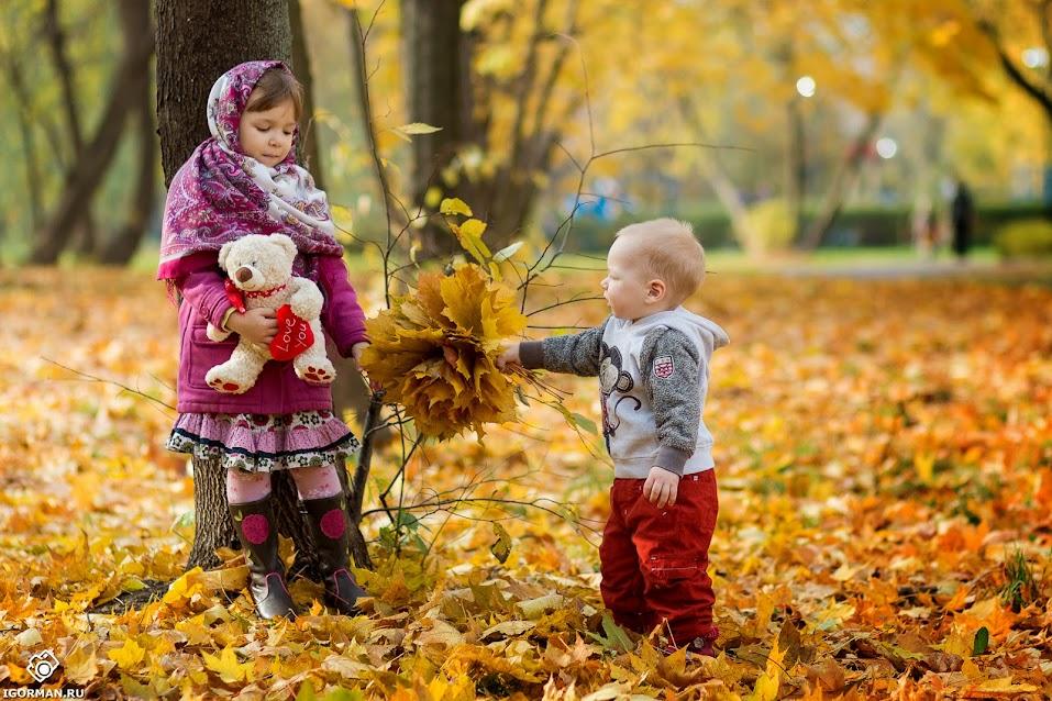 Фотосъемка - Детская Love Story