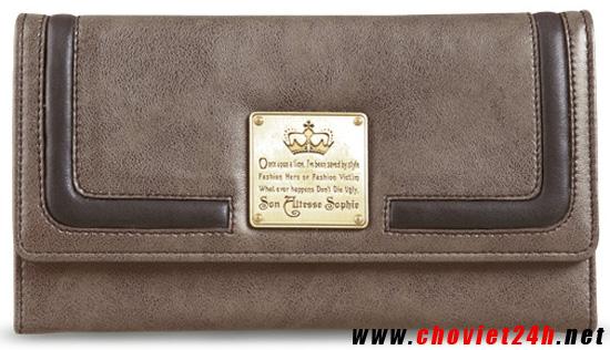 Ví thời trang Sophie Deyviller - DSM1759