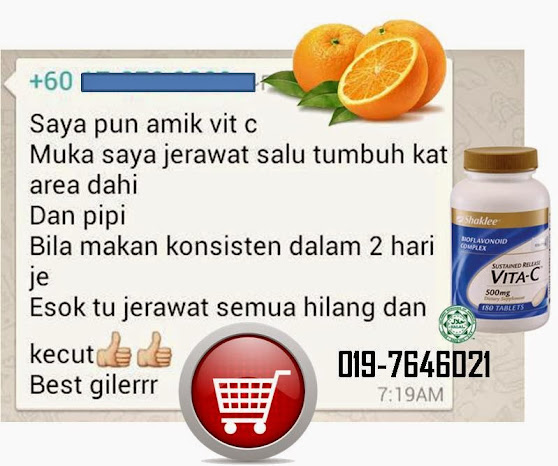 testimoni vitamin C