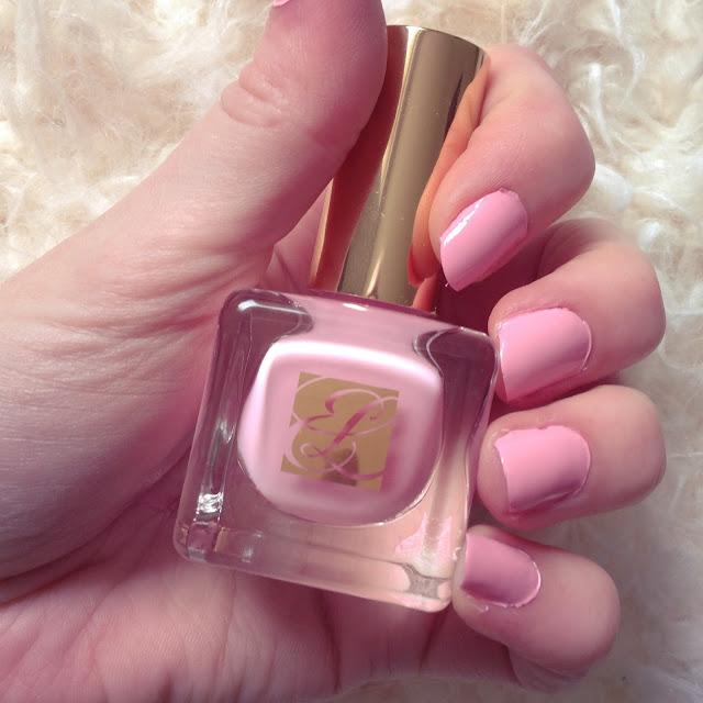 Estée Lauder Pure Colour Nail Lacquer in Narcissist - Inthefrow