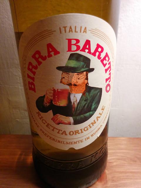 ... della Malanotte una birra fatta in casa (che sicuramente gli porterà  guadagni maggiori) fc3c445d39c
