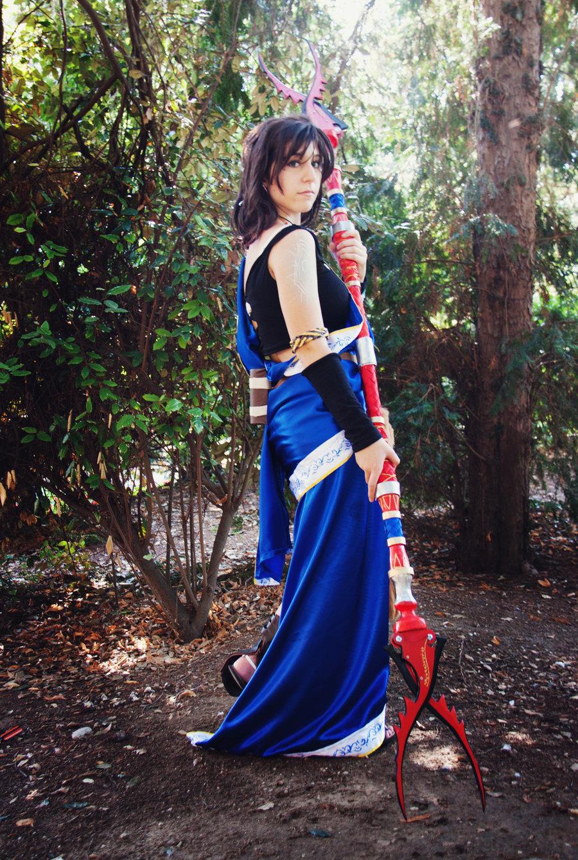 Bộ ảnh cosplay tuyệt đẹp về Oerba Yun Fang