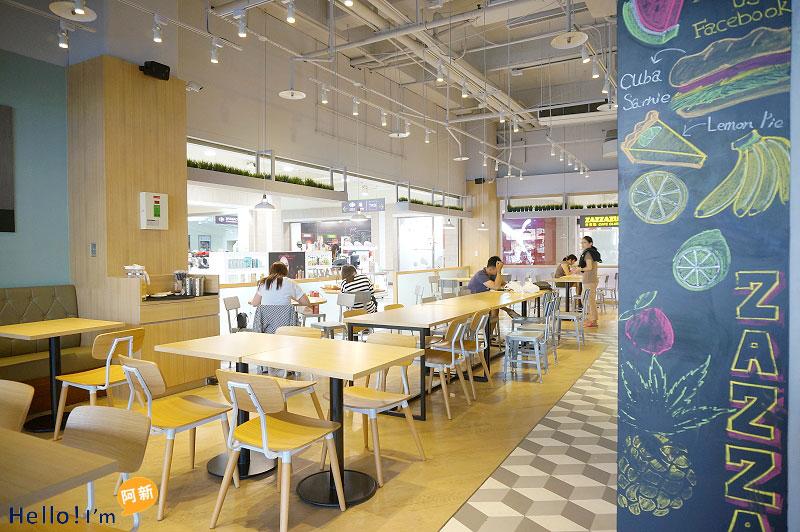 文心家樂福餐廳,查查路咖啡館-3