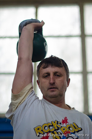 Николай Серегин