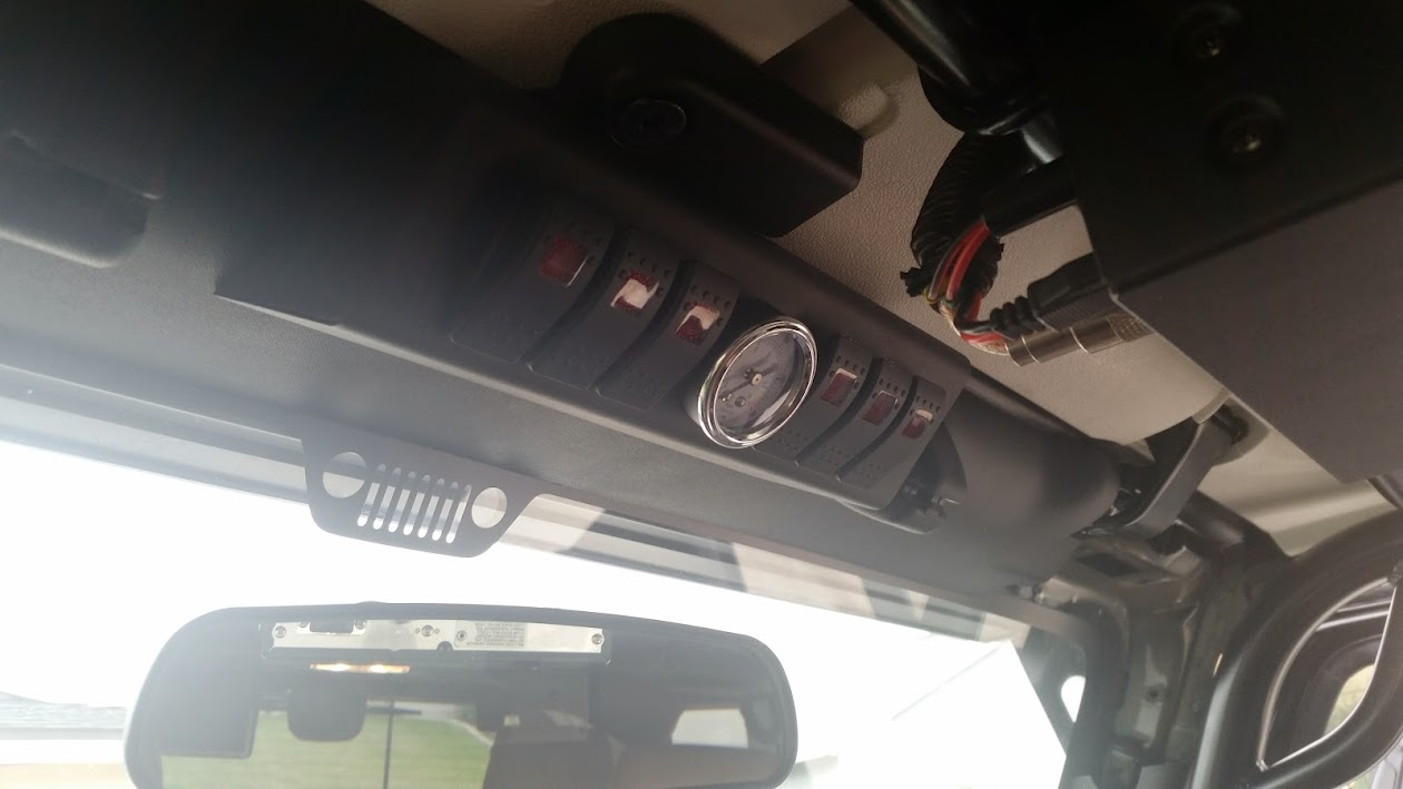 on Microphone Location Jeep Wrangler Jk