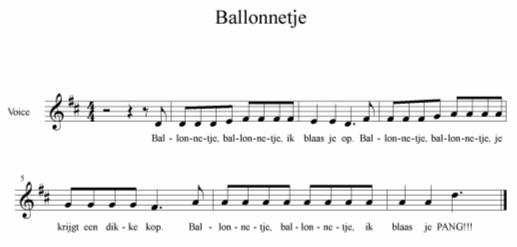 Zaadje Kleurplaat Pompom Klas De Klinker Thema Ballen En Ballonnen