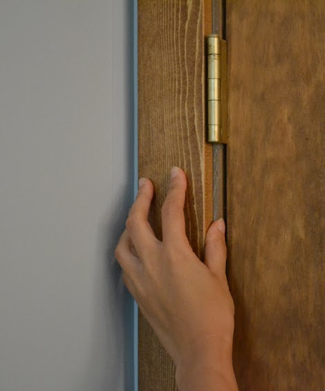 How To Prepare Wood Trim For A Smooth Wood Paint Job: Staining Wood Trim