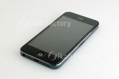 iLab Factoryにより組み立てられたiPhone5 前面