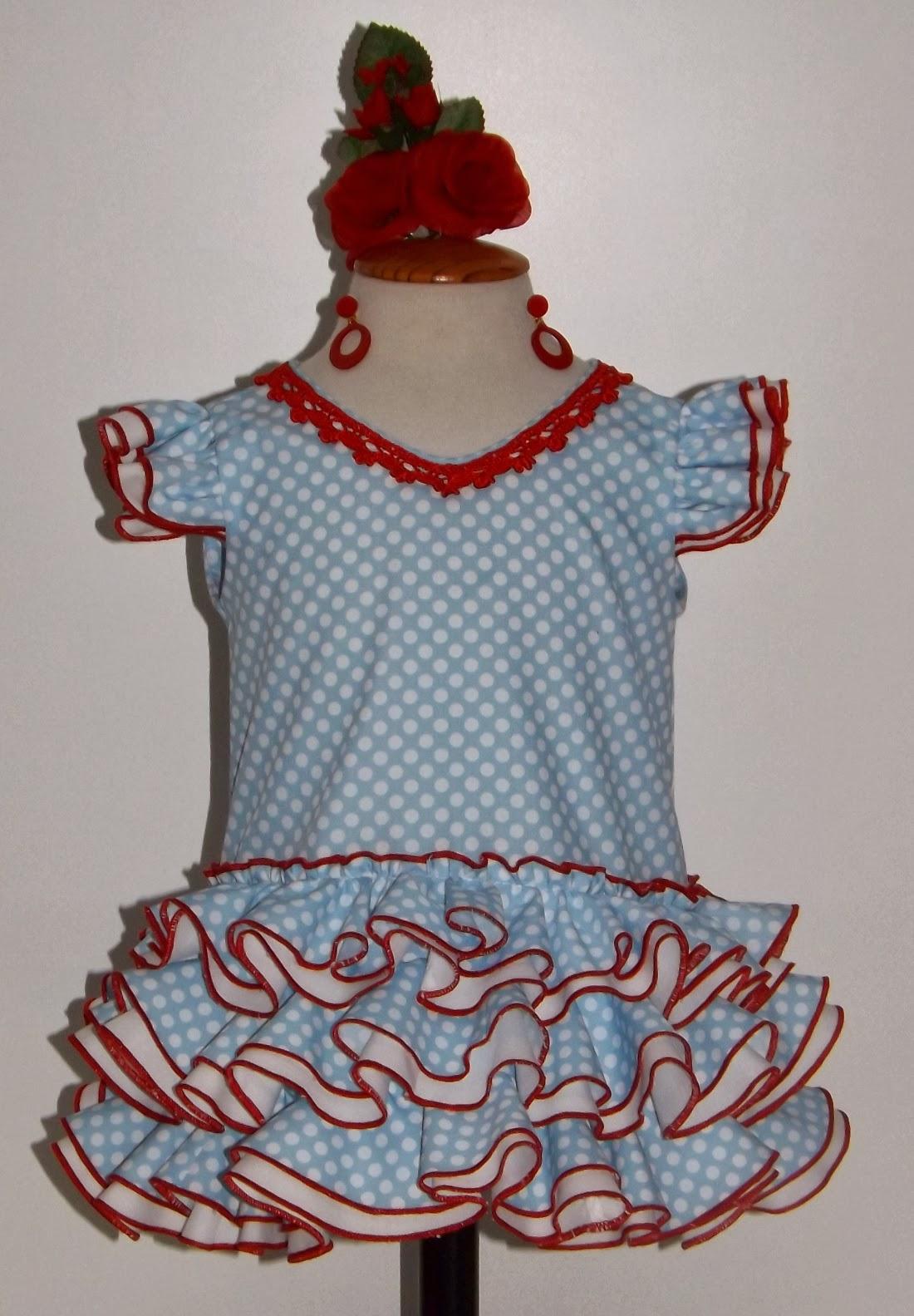 MiBebesito Moda flamenca Infantil - Google+ c171c85568df