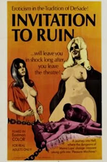 Kurt Richter's Invitation to Ruin (1968) Cover