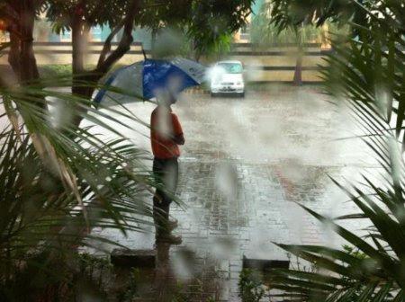 deszczowa Jakarta