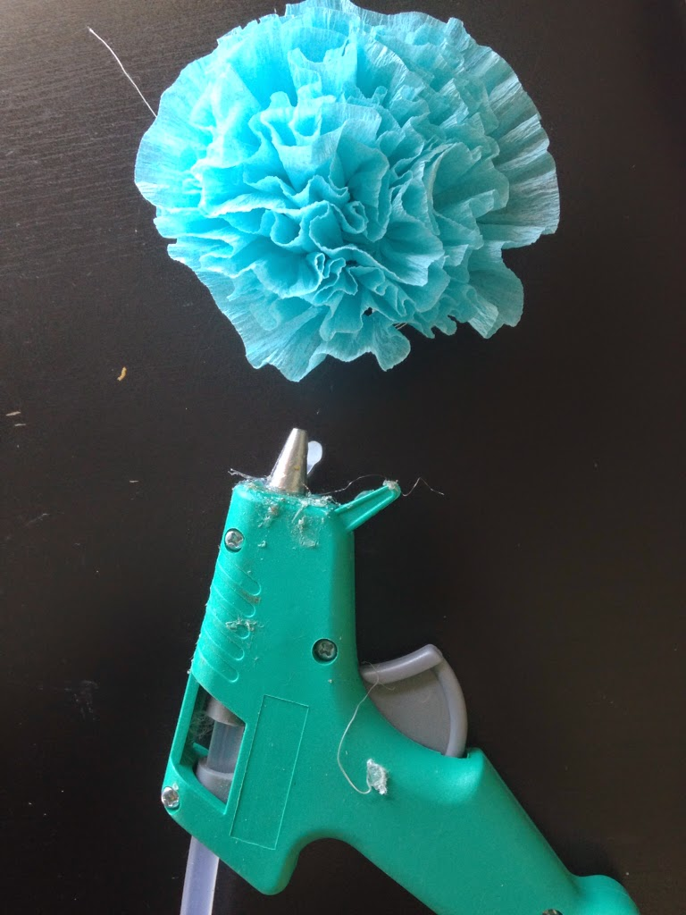 Crepe paper flowers and ruffle streamer tutorials the style sisters mightylinksfo