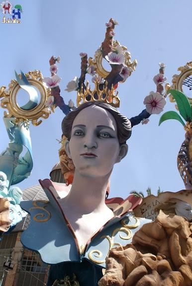 Hogueras 2012: Hoguera Mercado Central